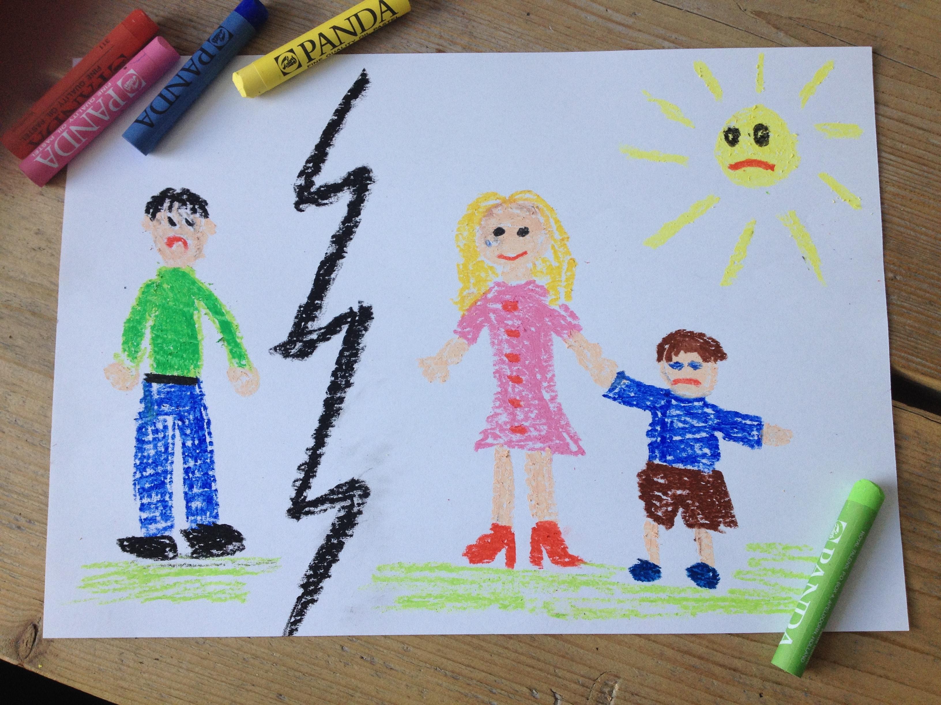 Kindertekeningen Analyseren Stoere Stappen