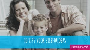10 tips voor stiefouders