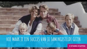 Hoe maak je een succes van je samengestelde gezin?