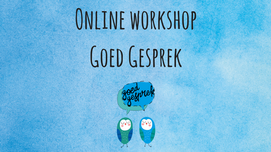 Online workshopGoed Gesprek